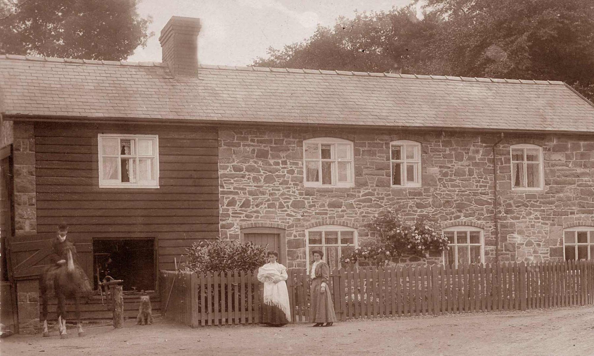 A History of Llandinam